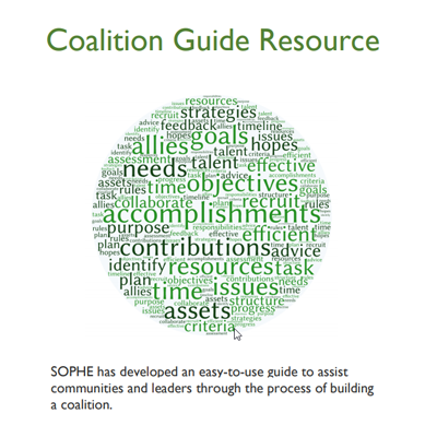 Coalition guide