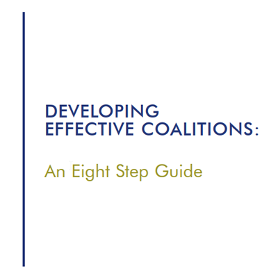Developing effective coalitions