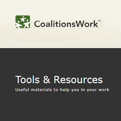 Coalition work tools