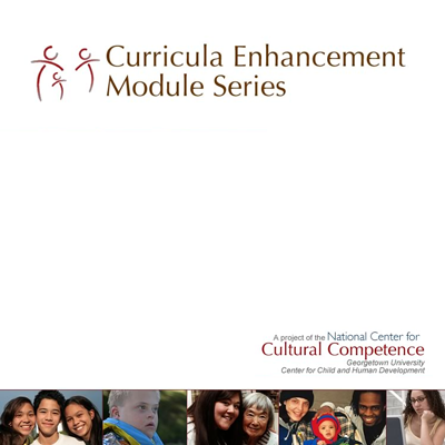 Curricula enhancement module series