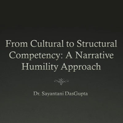 A narrattive humility approach