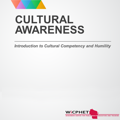 Intro to cultural competency and humility